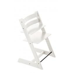 Tripp trapp chaise-blanc