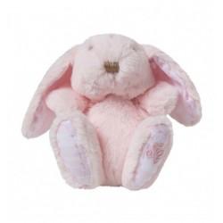 Augustin le lapin-12cm rose