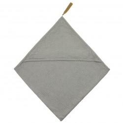 Cape de bain-silver grey