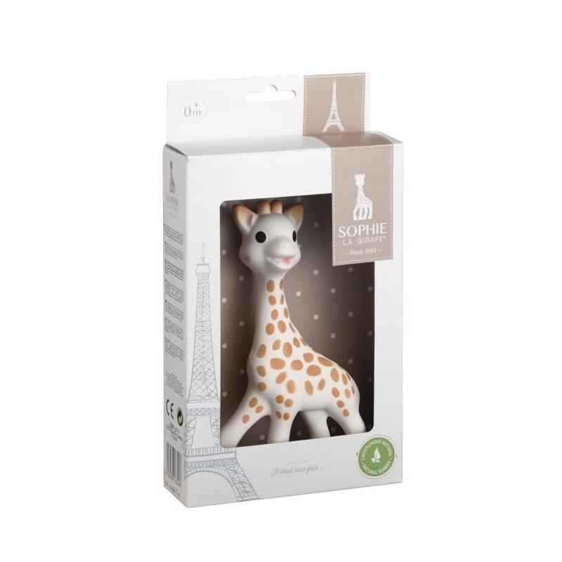 Sophie la girafe-boite cadeau