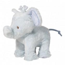 FERDINAND L'ELEPHANT 12CM-CIEL
