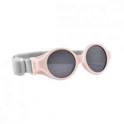 LUNETTES 0/9 MOIS-ROSE DRAGEE