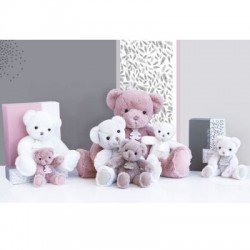 OURS 15CM-POUDRES ASSORTIS