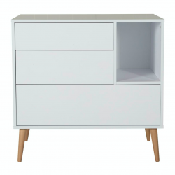COCOON ICE WHITE-COMMODE