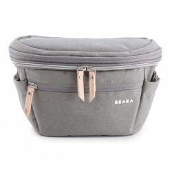SAC BIARRITZ-HEATHER GREY...