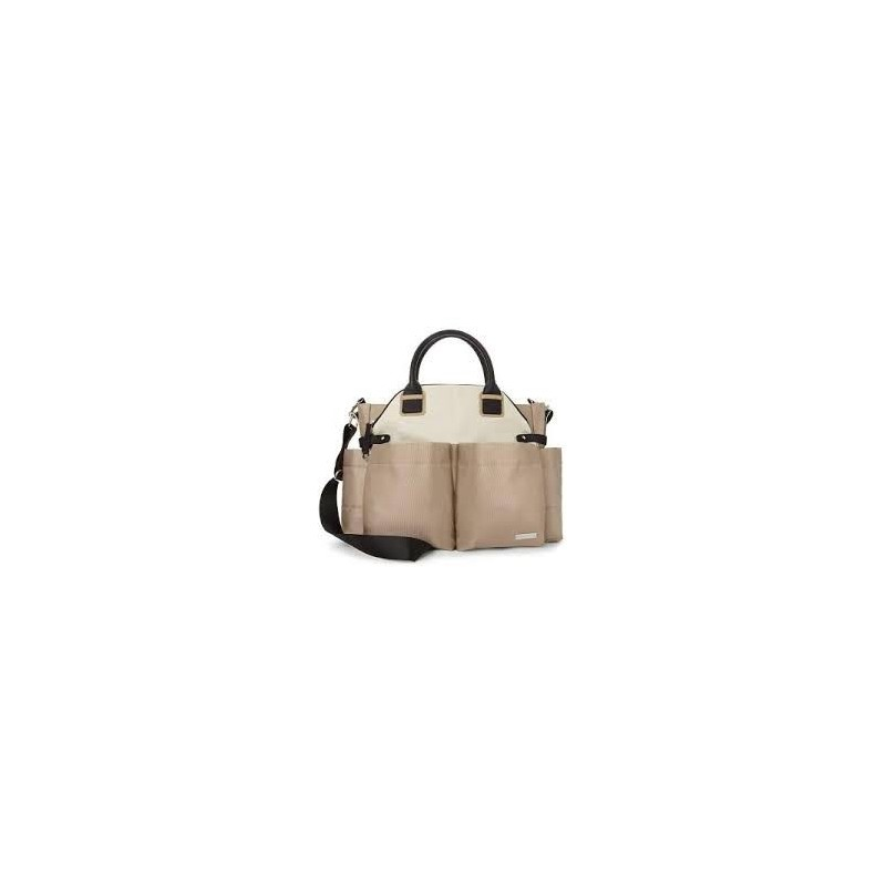 Sac a langer chelsea chic-champagne